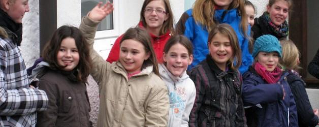 Mädchencamp in Laudesfeld