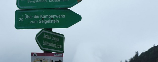 Johannes Paul II, Gipfelkreuz & mehr…