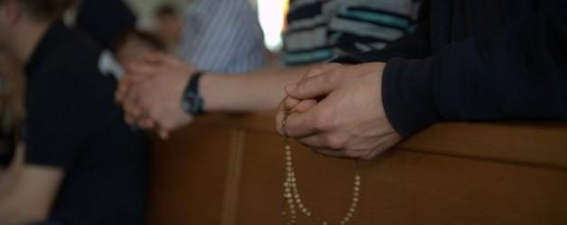 Gegrüßet seist du Maria… – Der Rosenkranzmonat Oktober