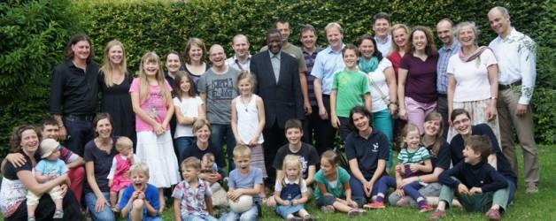 Afrikanischer Familientag in Rosenheim