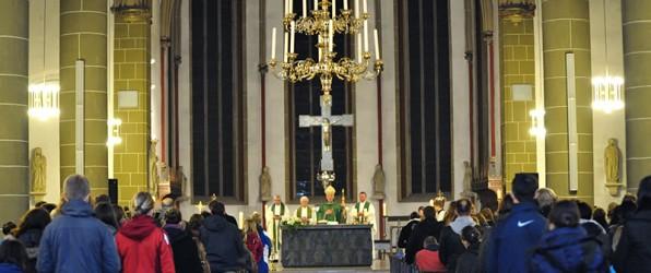 Glaubensfest der Geistlichen Gemeinschaften in Münster