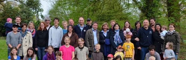 TT-Familientreffen Mai 2013