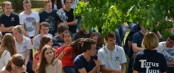"""""""Der Rosenkranz ist mein Anker!"""" – Jugendtankstelle in Heroldsbach"""