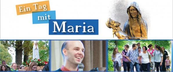 Ein Tag mit Maria in Telgte – 2016