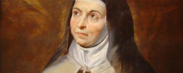 Wer war die Hl. Teresa von Avila?