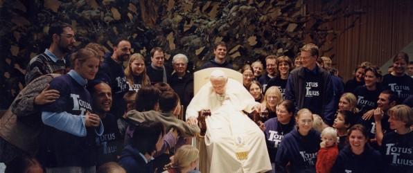 Papst Johannes Paul II. – ein Zeuge der Barmherzigkeit