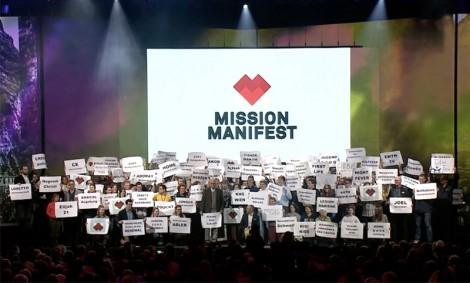 MISSION MANIFEST – 10 Thesen für das Comeback der Kirche