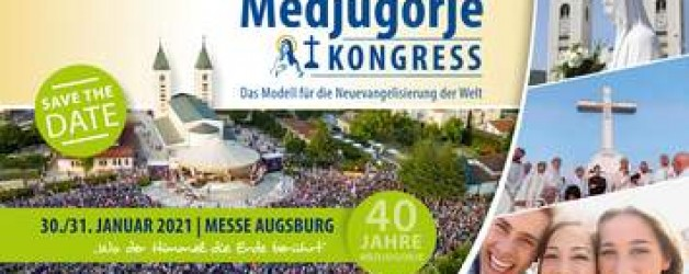 Medjugorje Jubiläums-Kongress 2021