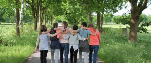Mädchencamps