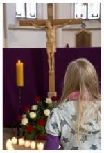 Auf den Kindercamps gibt es auch ein geistliches Programm