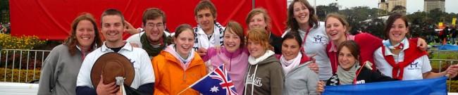 TT-Jugend beim Weltjugendtag 2008 in Sydney